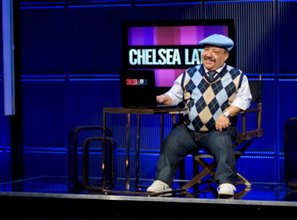 Chuy Bravo, Chelsea Lately