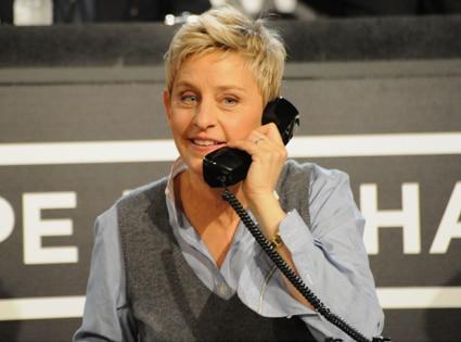 Ellen DeGeneres, Telethon