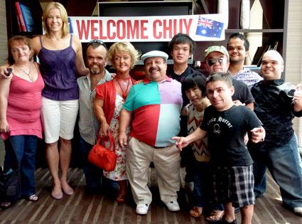 Chelsea Handler, Chuy Bravo