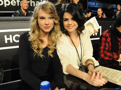 Taylor Swift, Selena Gomez, Telethon