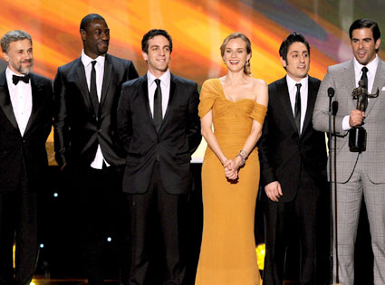 Inglourious Basterds from 2010 SAG Awards: Winners! | E! News