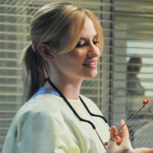 Chyler Leigh, Grey's Anatomy