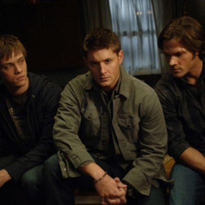 Supernatural, Jake Abel, Jensen Ackles, Jared Padalecki