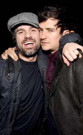 Mark Ruffalo, Orlando Bloom
