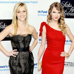 Reese Witherspoon, Taylor Swift