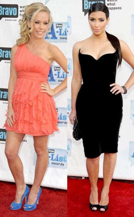 Kendra Wilkinson, Kim Kardashian