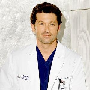 Grey's Anatomy: Patrick Dempsey
