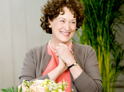 Julie and Julia, Meryl Streep