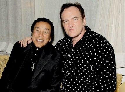 Smokey Robinson, Quentin Tarantino