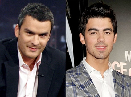 Balthazar Getty, Joe Jonas