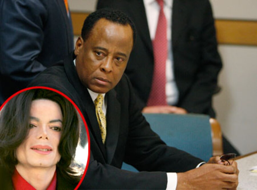 Conrad Murray, Michael Jackson