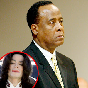 Dr. Conrad Murray, Michael Jackson