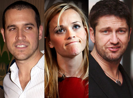 Jim Toth, Reese Witherspoon, Gerard Butler
