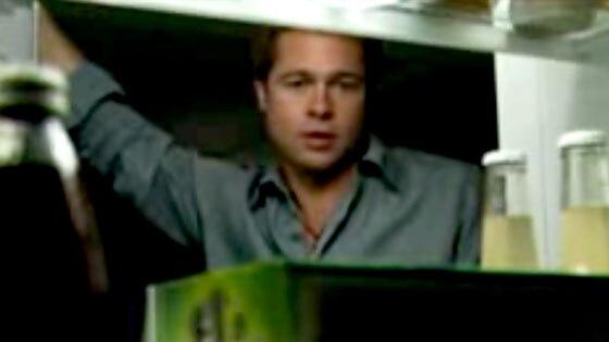 Brad Pitt, Heineken Ad