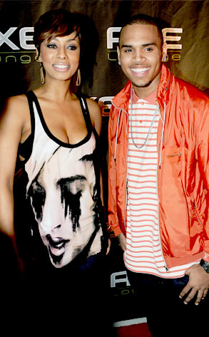 Chris Brown, Keri Hilson