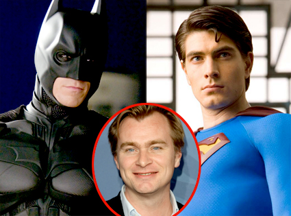 Christian Bale, Dark Knight, Superman, Christopher Nolan