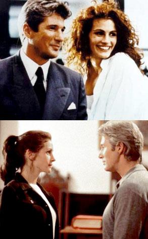 Julia Roberts, Richard Gere, Pretty Woman, Runaway Bride