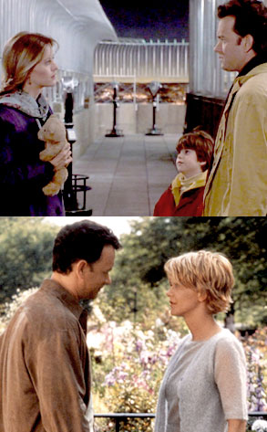 Tom Hanks, Meg Ryan, Sleepless in Seattle, You've Got Mail