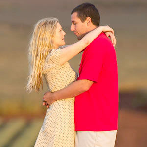 Drew Barrymore, Adam Sandler, 50 First Dates