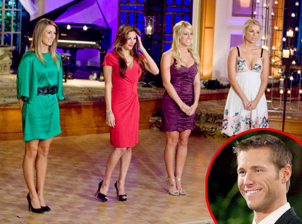Tenley, Gia, Vienna, Ali, The Bachelor, Jake Pavelka