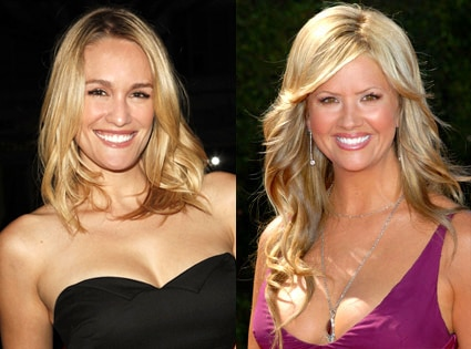 Ashlan Gorse, Nancy O'Dell