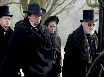 The Wolfman, Emily Blunt, Benicio Del Toro, Anthony Hopkins