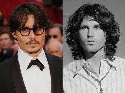 Johnny Depp, Jim Morrison