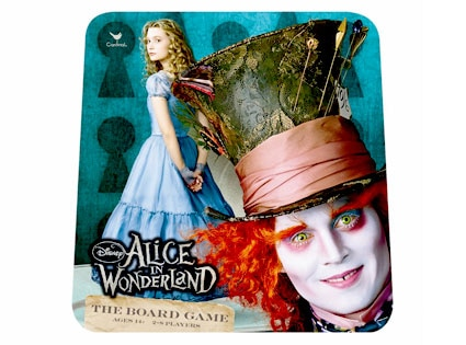 Alice in Wonderland Board Game