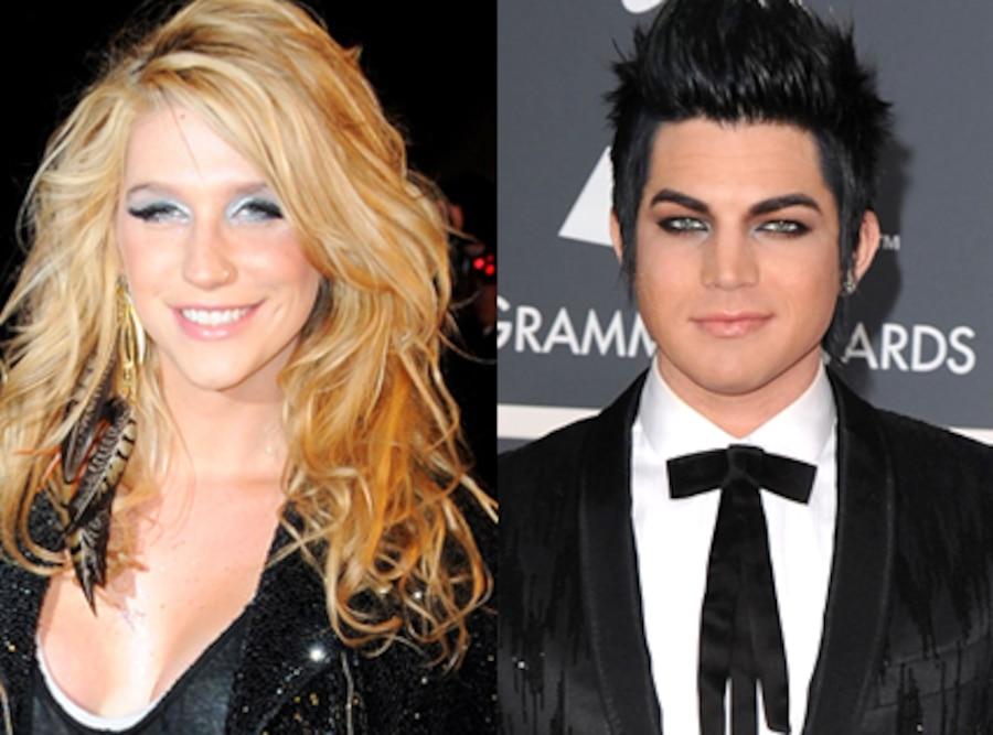 Kesha, Adam Lambert