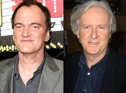Quentin Tarantino, James Cameron