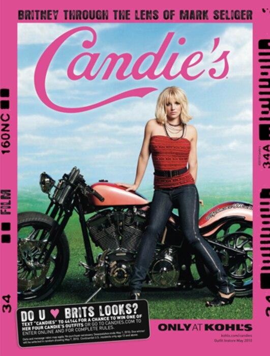 Britney Spears, Candie's