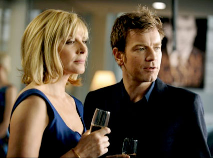 The Ghost Writer, Ewan McGregor, Kim Cattrall