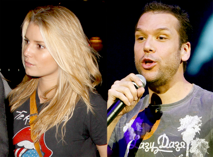 Jessica Simpson, Dane Cook