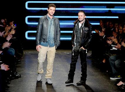 Justin Timberlake, Trace Ayala