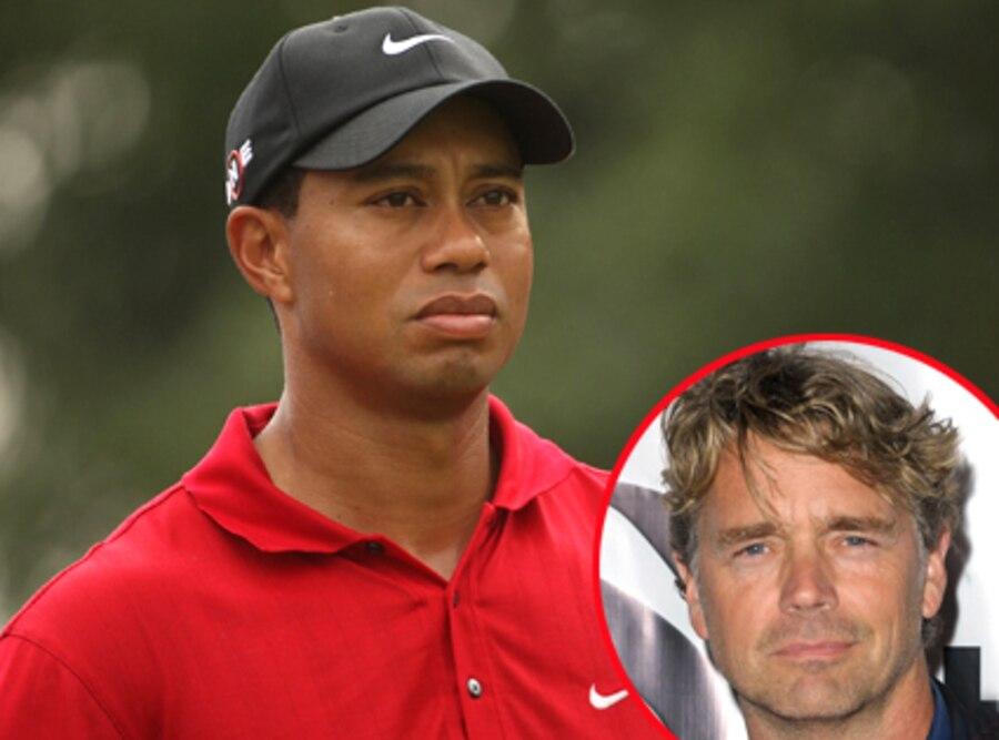 Tiger Woods, John Schneider