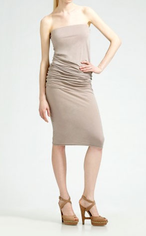 Yves Saint Laurent Edition Unisex Jersey Tube Dress