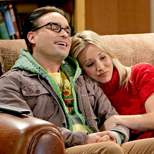 Johnny Galecki, Kaley Cuoco, The Big Bang Theory