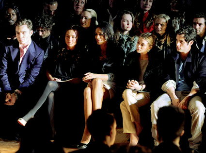 Ed Westwick, Hayden Panettiere, Rosario Dawson, Ashley Olsen, Penn Badgley