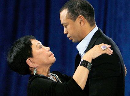 Tiger Woods, Kultida Woods