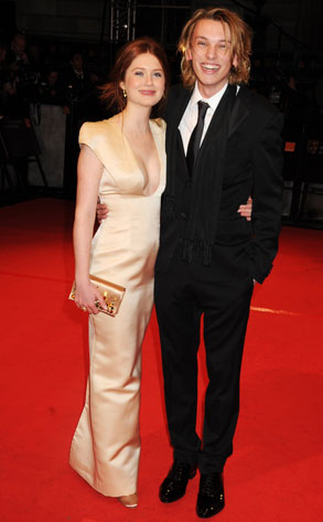 Bonnie Wright, Jamie Campbell Bower