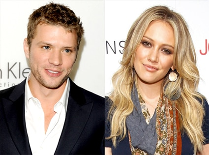 Ryan Phillippe, Hilary Duff