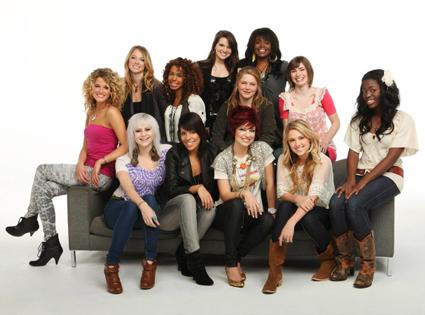 American Idol, Top 12 Girls