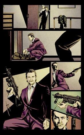 Bradley Cooper, Comic