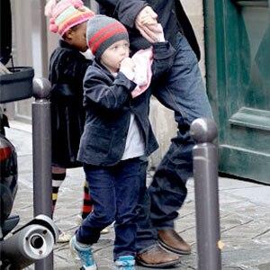 Shiloh Jolie-Pitt, Zahara Jolie-Pitt