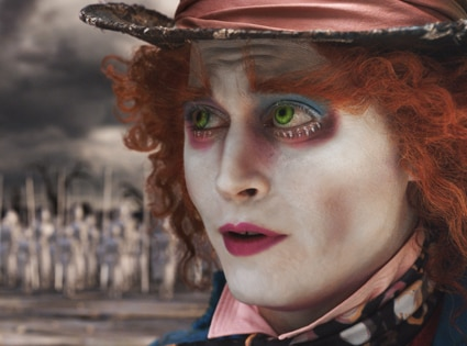 Johnny Depp, Alice in Wonderland