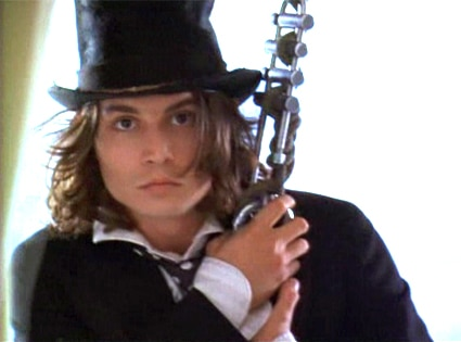 Johnny Depp, Benny and Joon