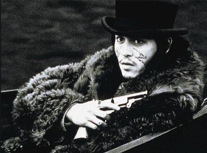 Johnny Depp, Dead Man