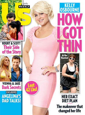 Kelly Osbourne, Us Weekly, Cover