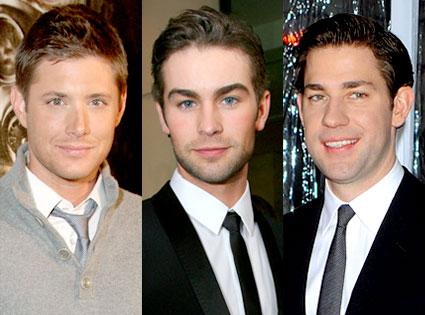 Jensen Ackles, Chace Crawford, John Krasinski