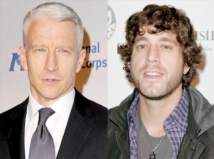 Anderson Cooper, Elliot Yamin